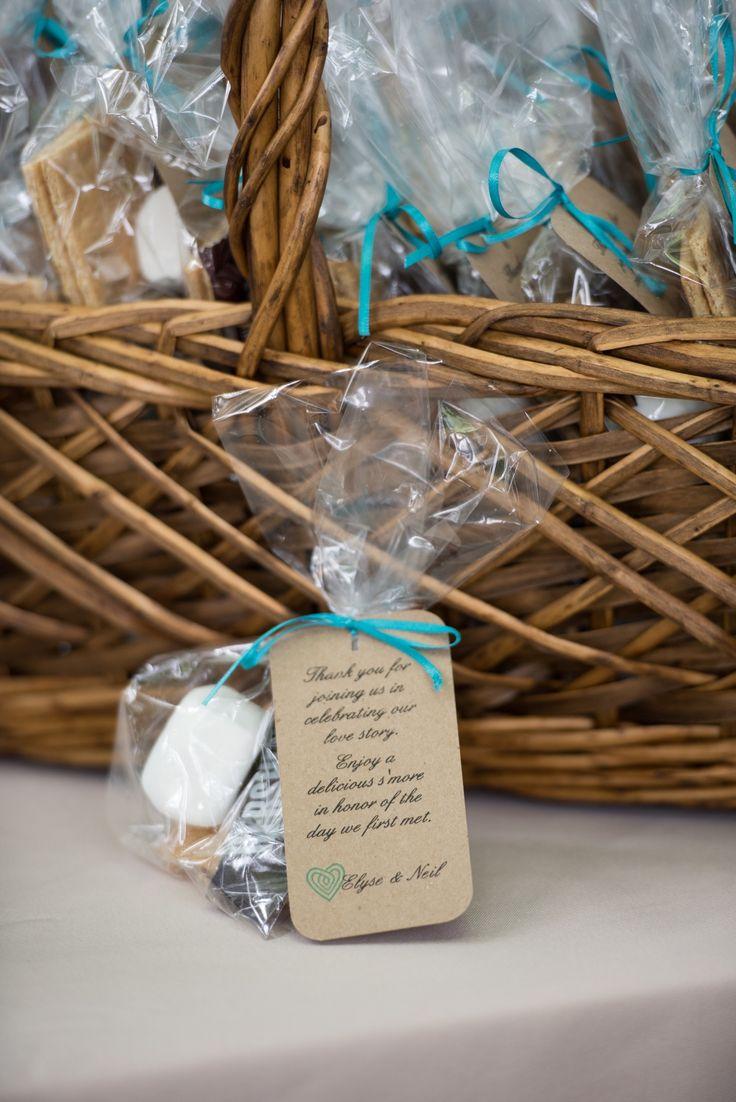 41+ Smores wedding favor boxes info