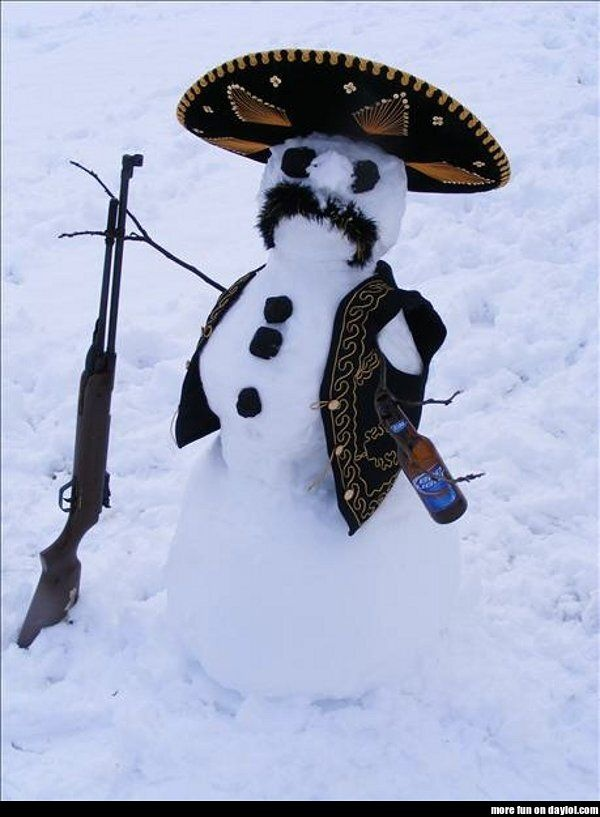 Best Snowmen Images On Pinterest Winter Snow Snow And Snow - 15 hilariously creative snowmen that will take winter to the next level 7 made my day