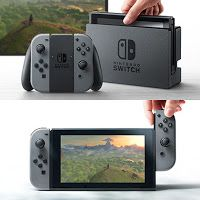 Nintendo Switch - Rasakan Pengalaman Baru Dalam Bermain Game