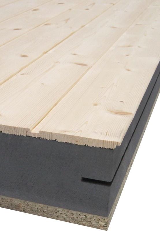 THERMOCHIP® ENERGY, el panel sándwich con aislamiento térmico para tu cubierta. #panel #sandwich #aislamiento #termico #decoracion #madera