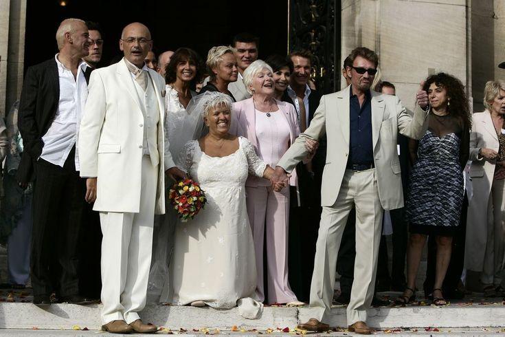 Mimie Mathy : Ses jolis mots sur Johnny Hallyday, « C'était une belle personne » #ClanHallyday