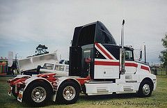 Kenworth T600, KW Expo 94 | Flickr - Photo Sharing!