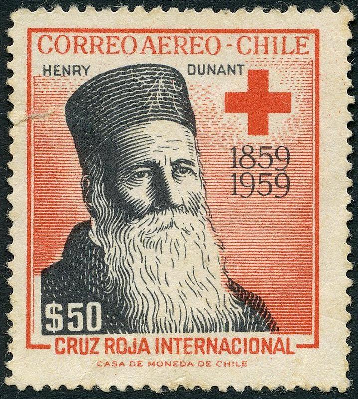 Cruz Roja Internacional - Red Cross