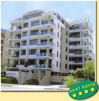 Kings Row Holiday Apartments - Holiday Apartment and Accommodation in Kings Beach.
