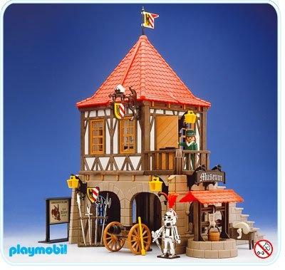 Playmobil museum