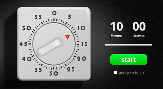 Need to give the class a timed activity, but don't have access to a stopwatch? There's plenty of sites out there that will give you access to a countdown t
