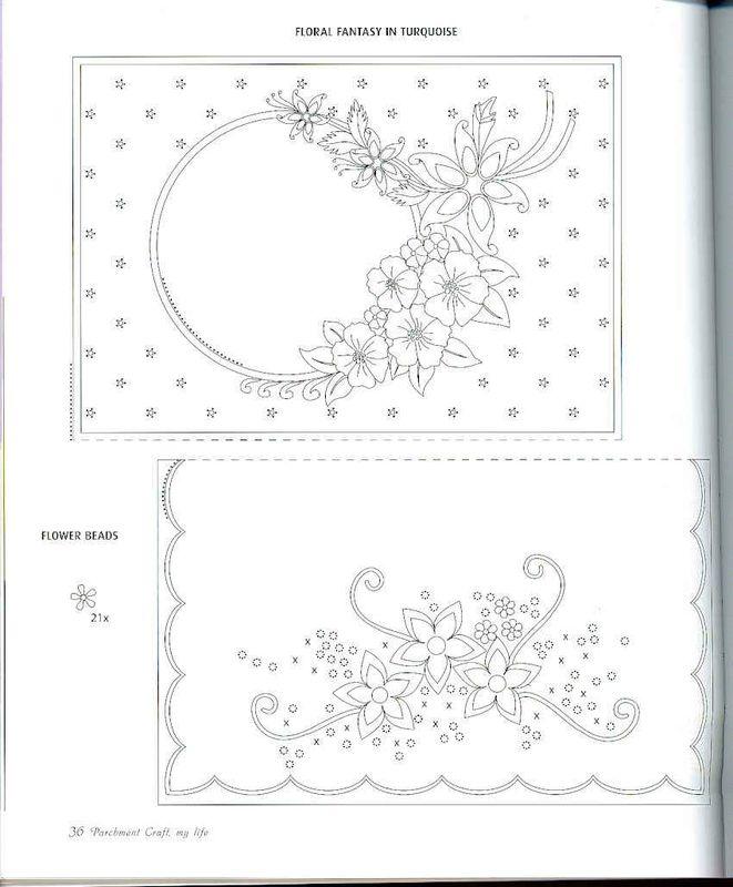 T T floral circle