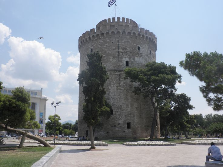 White Tower - Thessalonika, Greece