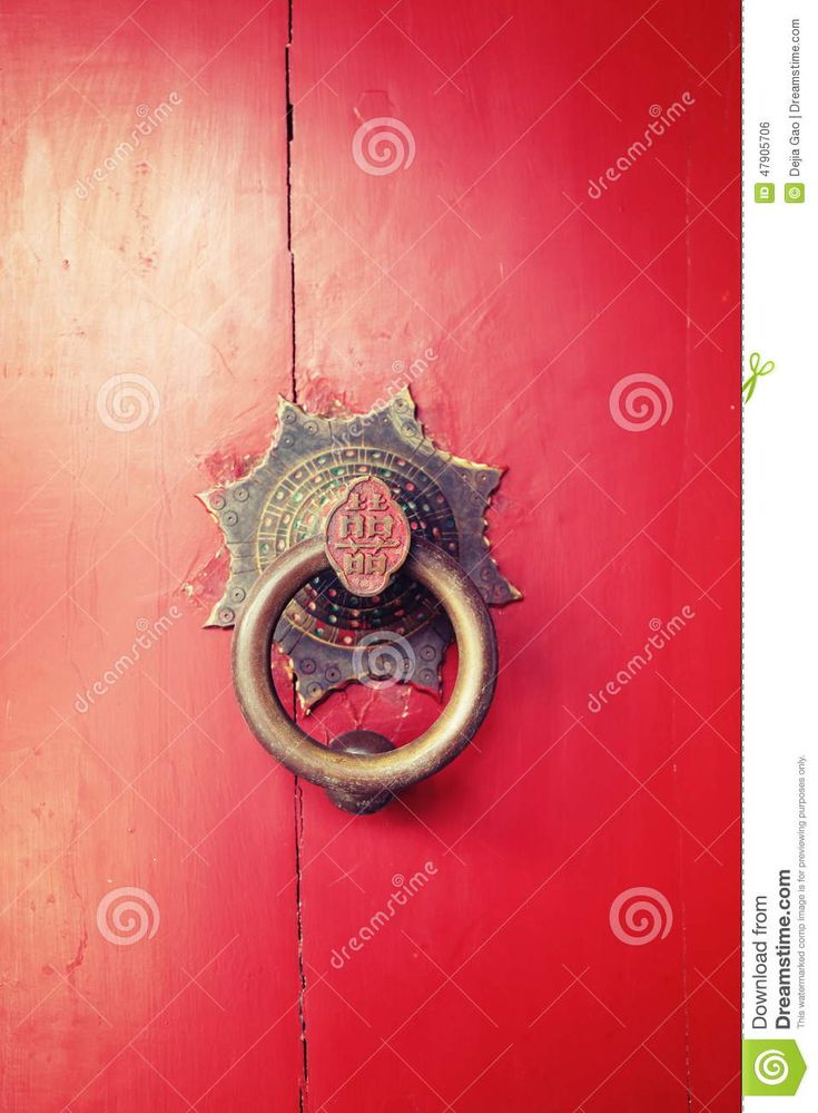Chinese Door Knocker Hus Doors And Knockers Pinterest