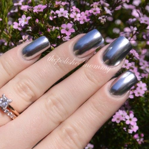OPI Push and Shove.. - The Polished Mommy