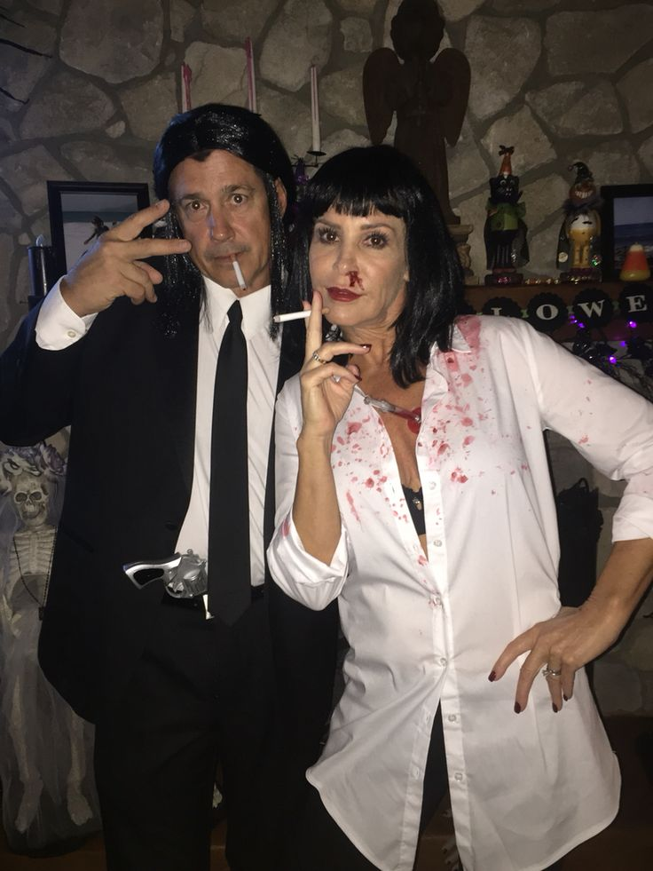 Image result for pulp fiction costume