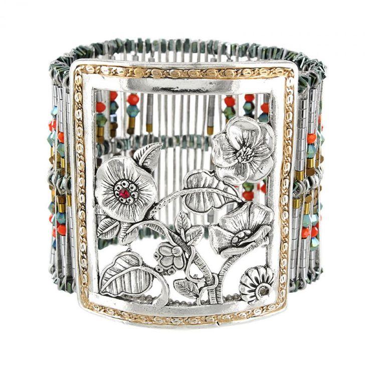 Bracelet Capucine Argent Multi Taratata Bijoux Fantaisie en ligne 1