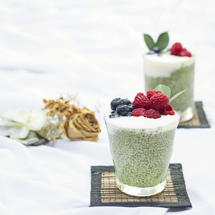 This brekkie or snack will keep you fuller for longer and help prevent the snack attack with fibre from Organic Burst Wheatgrass and chia seeds. Rich in healthy