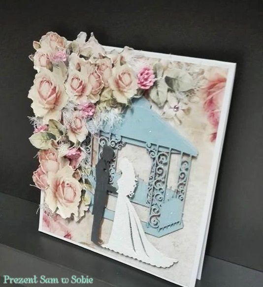 Prezent Sam w Sobie: Różany ślub