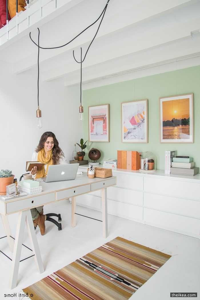 1000+ idee u00ebn over Kantoor Aan Huis Decor op Pinterest   Bureau decoraties, Werktafel inrichting