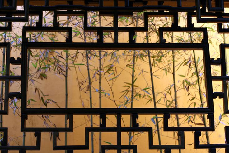 Oriental Garden Gate Projects For Harris Parson Garden