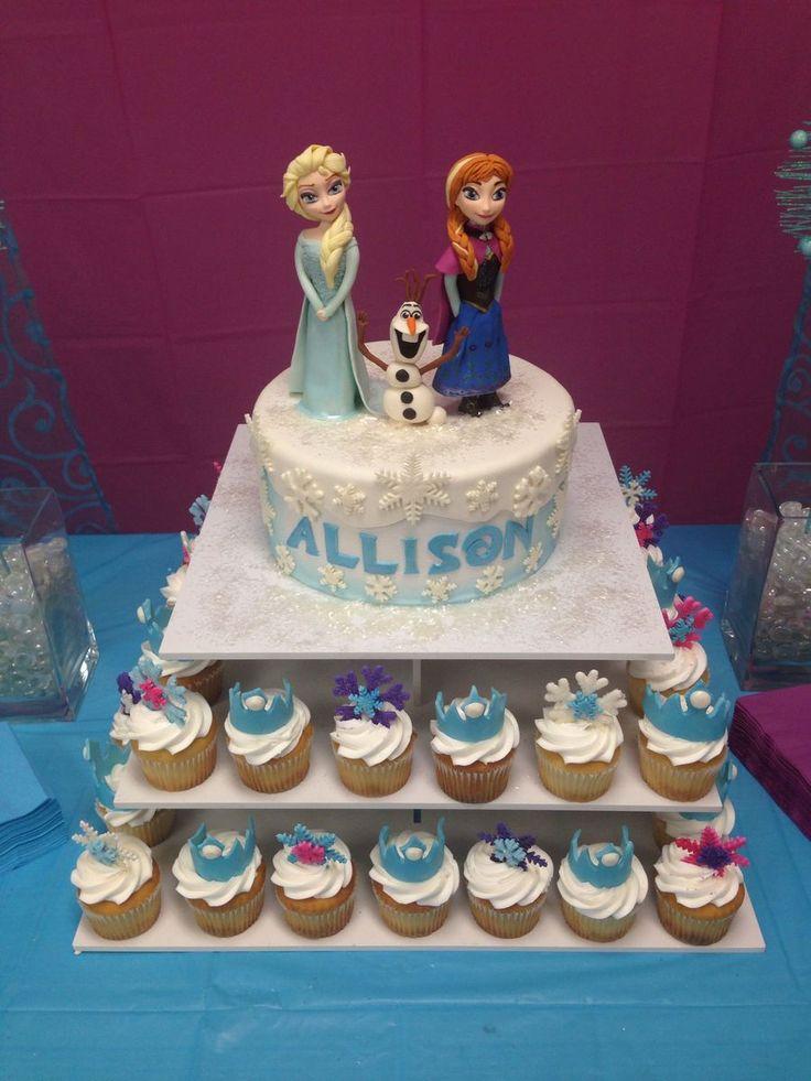 309 best Cakes Disney Frozen images on Pinterest Frozen party