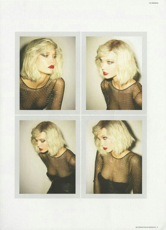 Karlie Kloss Polaroids Karlie Kloss Polaroids...