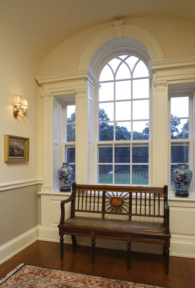 John Milner Architect Design Preservation Chadds Ford Pennsylvania Windows Pinterest