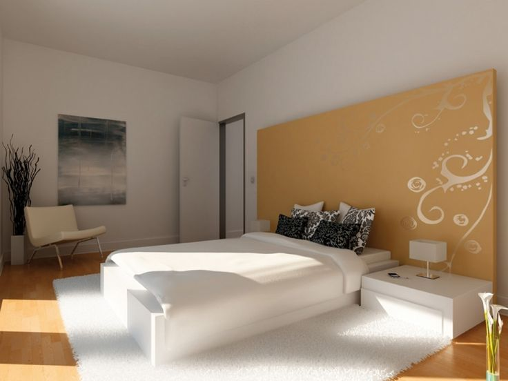 Schlafzimmerwände gestalten ~ Die besten wohnzimmer farblich gestalten ideen auf