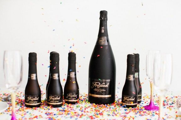 The Cutest Mini Champagnes to Sip on New Year's  - TownandCountryMag.com