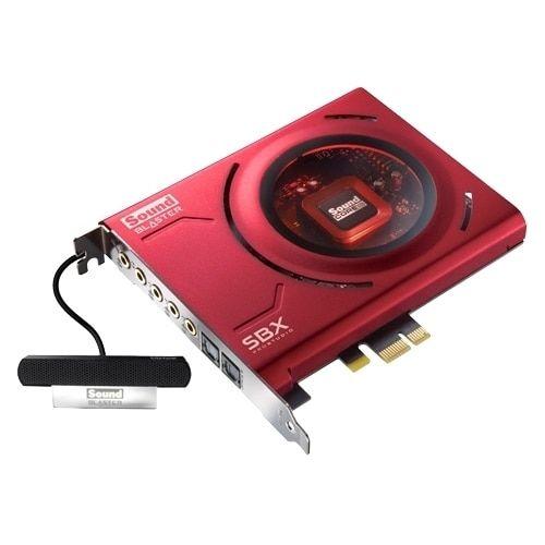 Creative Labs Sound Blaster Z PCIe Sound Card #70SB150000000
