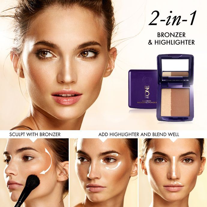 ILLUSKIN BRONZING POWDER from The ONE !!!