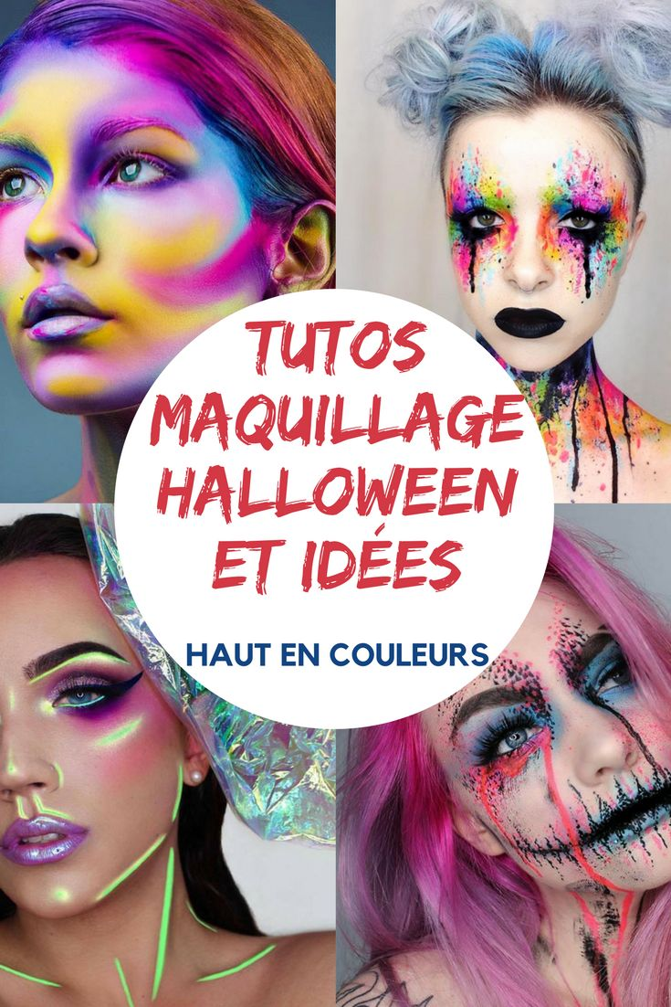 Maquillage licorne halloween facile - Tuto maquillage halloween ...