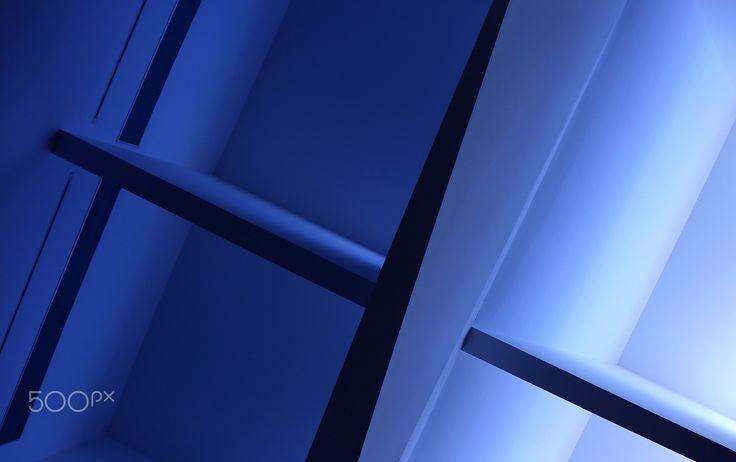 Blue vision - Museu Marítimo de Ílhavo,Portugal