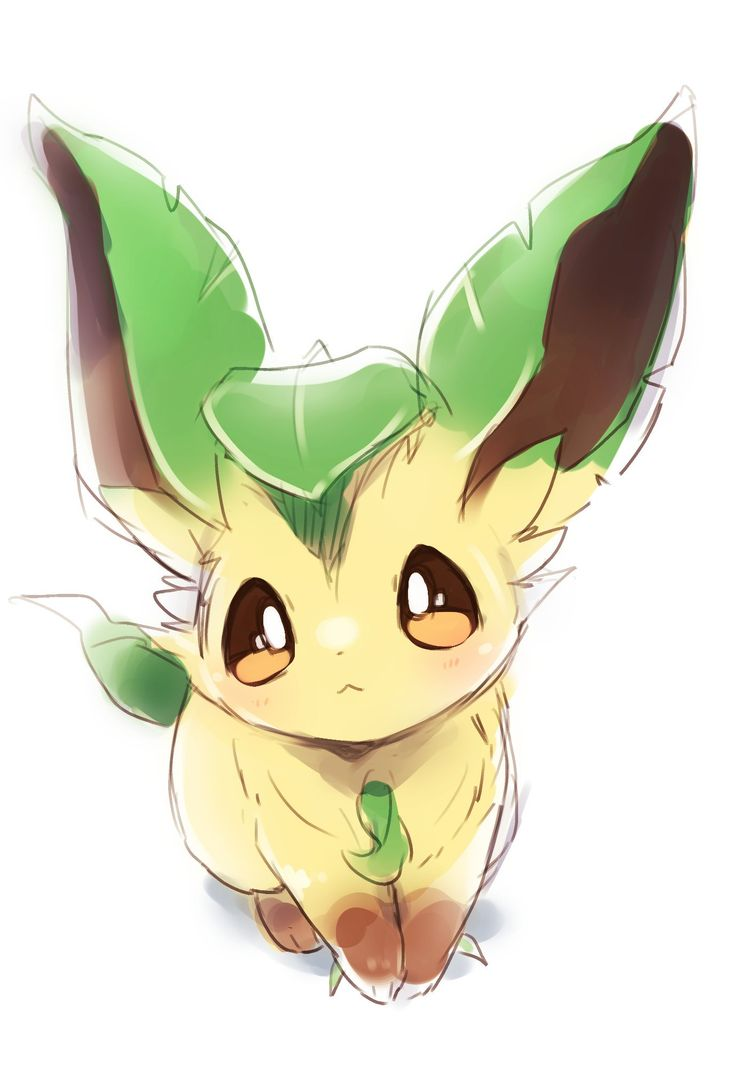 Leafeon – By @_whitelate_