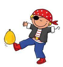 Piraat - Lou viert Carnaval