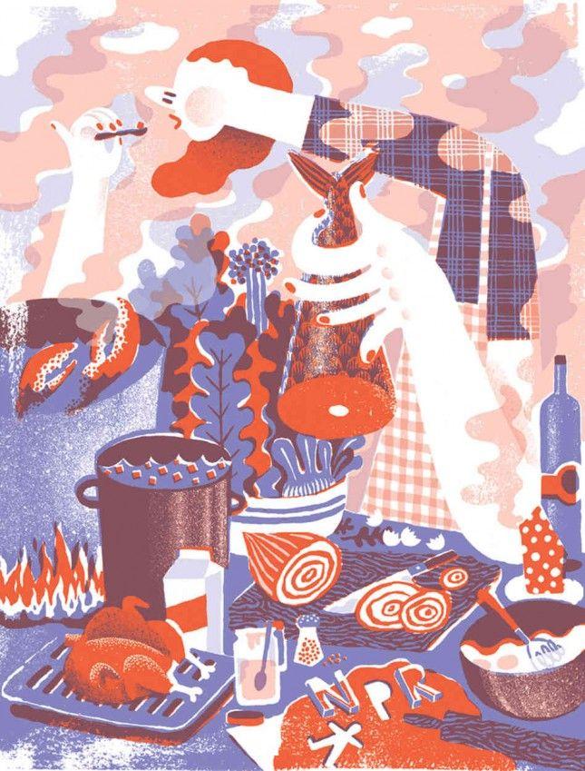 Tuesday poison: la cucina biologica di JooHee Yoon