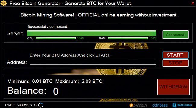 Hacker Hack Bitcoin