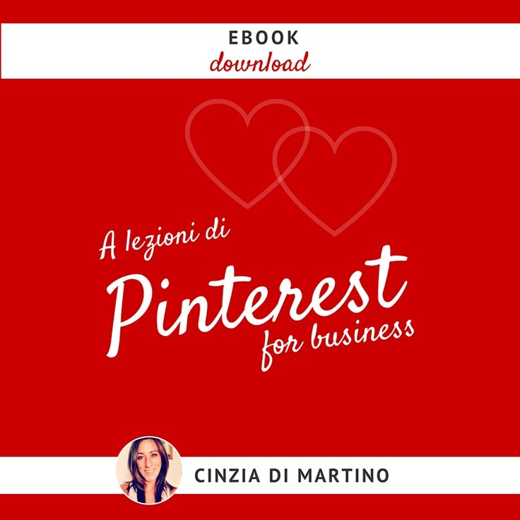 [eBook] Pinterest per il Business | FreeDownload