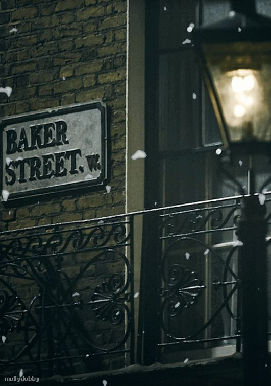Mollydobby A Flurry Of Hearts Over 221b Baker Street