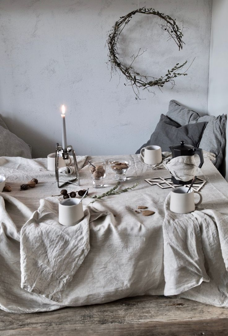 my scandinavian home: Be&Liv: Fika by Candlelight