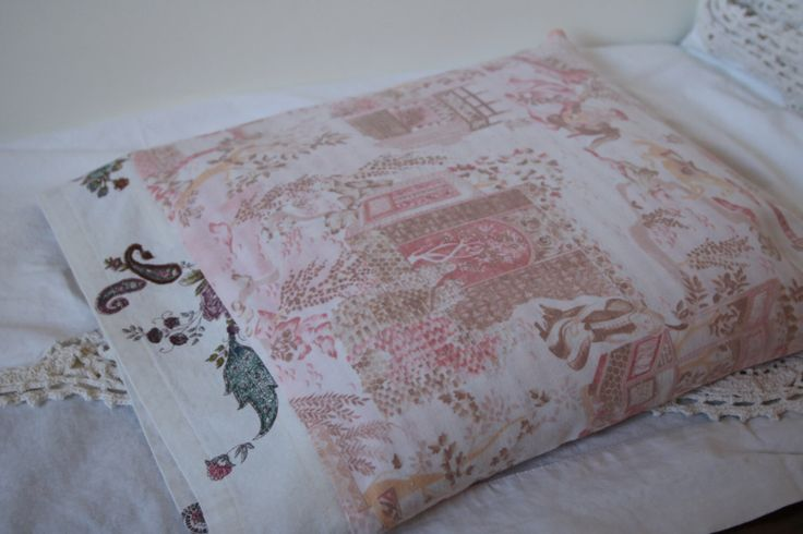 Handmade Buckwheat Pillow BoHo Style Hot Flash Remedy Pillow Soft Pink Cotton Asian Design w Upcycled Trim Therapeutic by SewingIsMyBag on Etsy https://www.etsy.com/listing/267263939/handmade-buckwheat-pillow-boho-style-hot