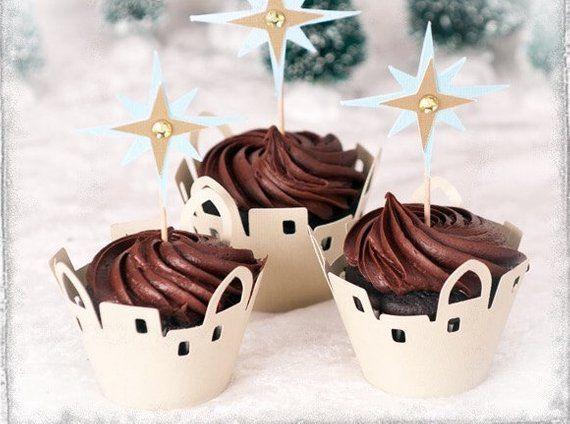 Cake Stand Bambi Baby Shower Display Stand Cupcake Holder Christmas Cupcake Toppers Christmas Cupcakes Cardboard Cake Stand