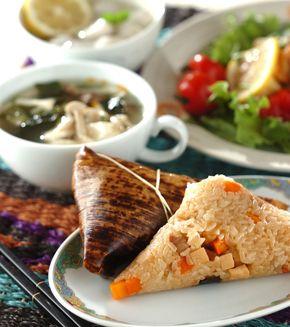 ゆで中華ちまき」の献立・レシピ - 【E・レシピ】料理のプロが作る簡単 ... ゆで中華ちまきの献立