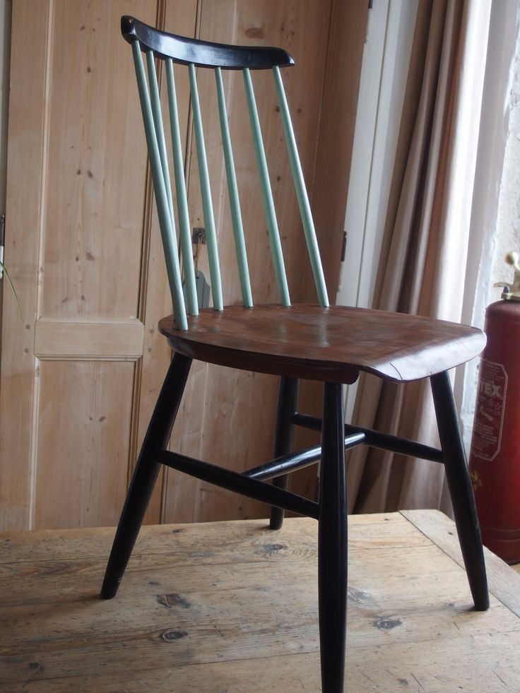 Les 32 meilleures images propos de diy comment r nover - Renover une chaise en bois ...