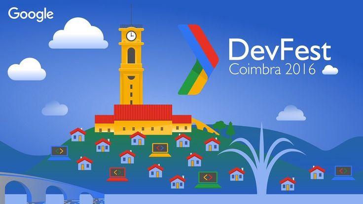 GDG DevFest Coimbra realiza-se a 3 de Dezembro
