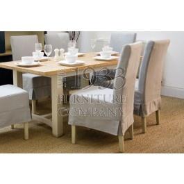 Neptune Long Island Linen Chair Dining Room FurnitureDining