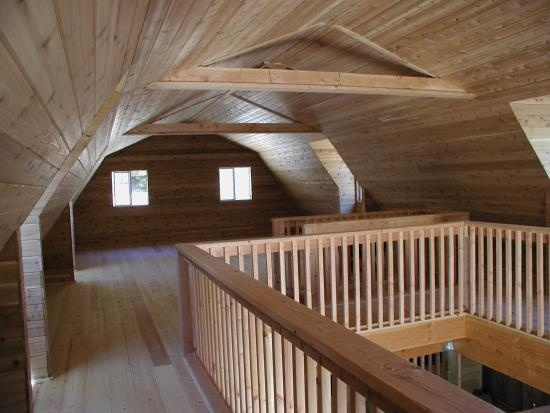 1000 images about barn loft ideas on pinterest for Pole barn with loft