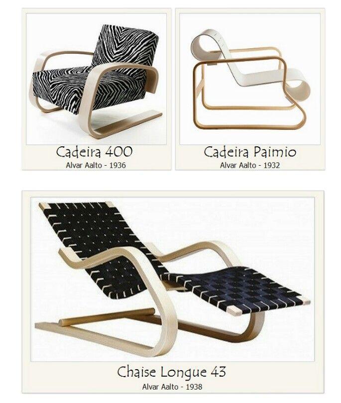 Extrêmement 15 best Cadeiras famosas images on Pinterest | Architecture  FL06