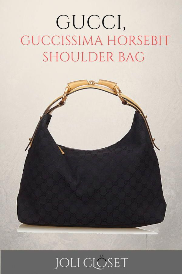 d03e0980d45 The Gucci Guccissima shoulder bag is every fashionista's choice for optimal  functionality in style. Get