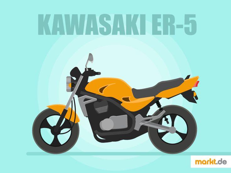 Alles über die Kawasaki ER-5  | markt.de #motorrad #er5n #er5f #Kawa #Kawasaki