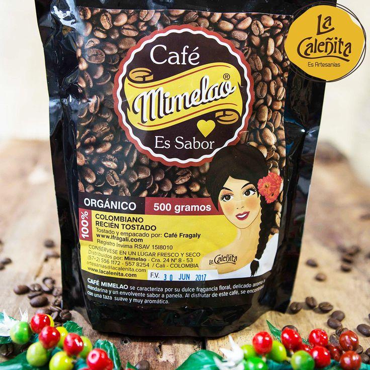 Para las personas apasionadas por el Café Colombiano, tanto a la hora de degustarlo como conociendo diferentes variedades y experimentando con recetas y usos en la cocina ¿Ya probaste nuestro Café Mimelao? Es 100% Orgánico. ¡Delicioso! 😋☕ #LaCaleñita #CafeBar #ArtesaniasColombianas