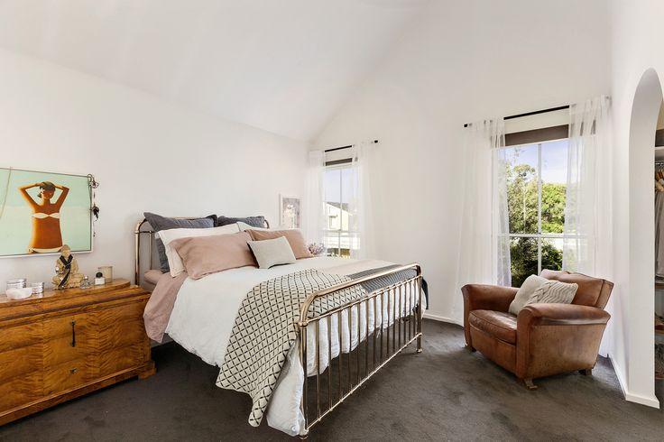 Black Rock, bedroom design,