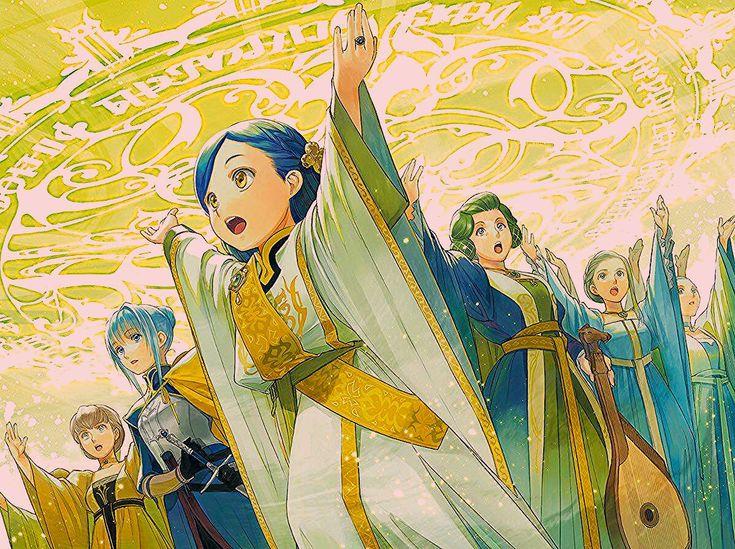 本好きの下剋上 / Ascendance of a Bookworm in 2020 Anime art