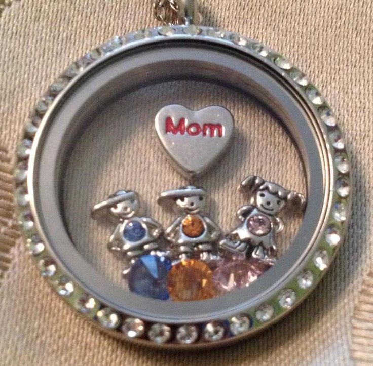 My mothers day locket wish south hill designs by jothelyn